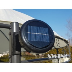 Solar LED z akumulatorem