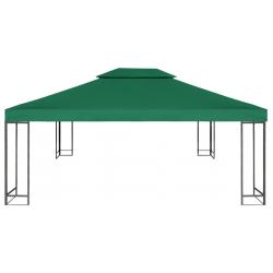 zielony dach na pawilon ogrodowy 3x4