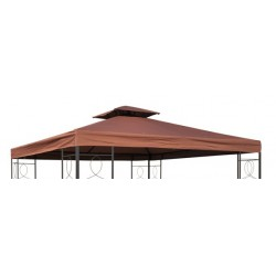 pokrycie namiotu ogrodowego cappuccino