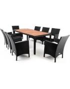 Meble ogrodowe: krzesła, stoły, leżanki, zestawy - Sklep ATK