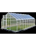 Szklarnie ogrodowe z poliwęglanu. Niemieckie Plantiflex - Sklep ATK